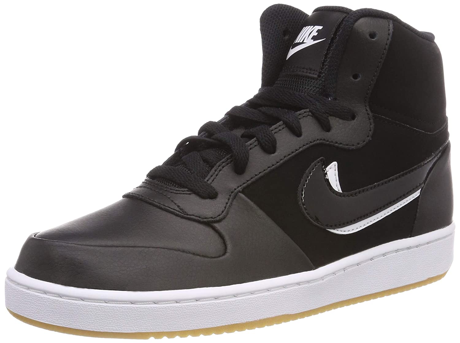 Nike Men's Ebernon Mid Premium Hi-Top Trainers